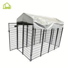 Wholesale Best-Selling Cheap Flat Roof Dog Kennel