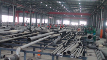 Pipe prefabrication Containerized Pipe Fabrication Line
