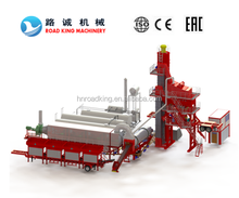 Hot sale factory direct sale 80t/h Portable Asphalt Plant with excellent performance