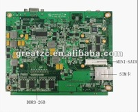 ZC-D525-3.5 Industrial Computer Motherboard Mini Industrial Motherboard