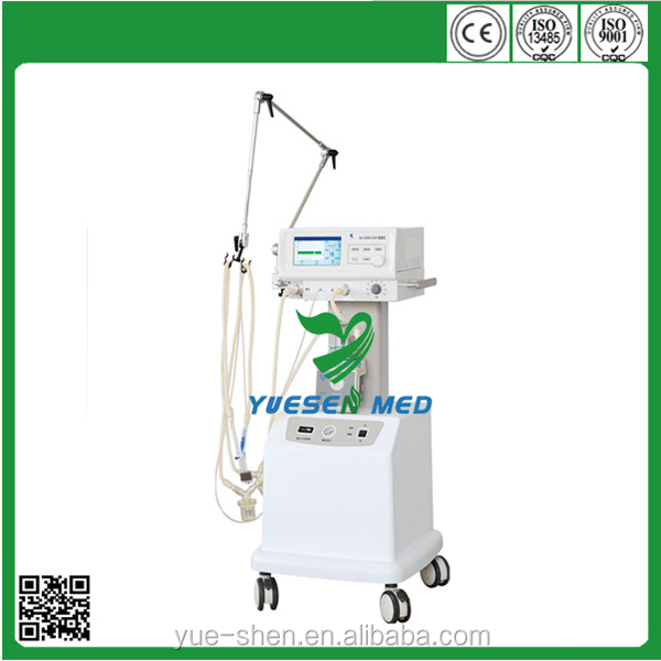 High Quality Low Price New Born Baby Use Respirator Hospital Machine Ventilator Breathing Machine
