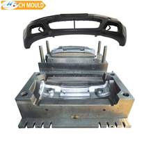Car bumper making machine mold for artificial stones