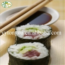 Newest best sell disposable sushi chopsticks personalized