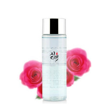 Natural Rose Skin Whitening Moisture Nourish Face Cleanser / Makeup Remover