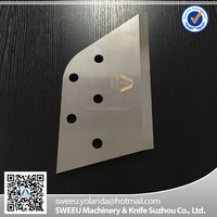 RH Densifier Knife/Blade for Plastic Recycling