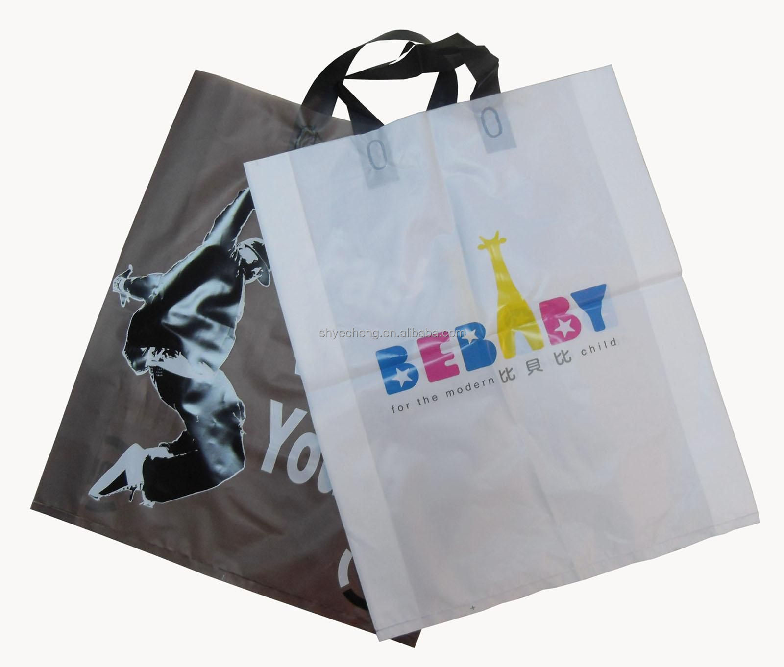 cheap wholesales high quality plastic PE bio degradable plastic bag manufacturer