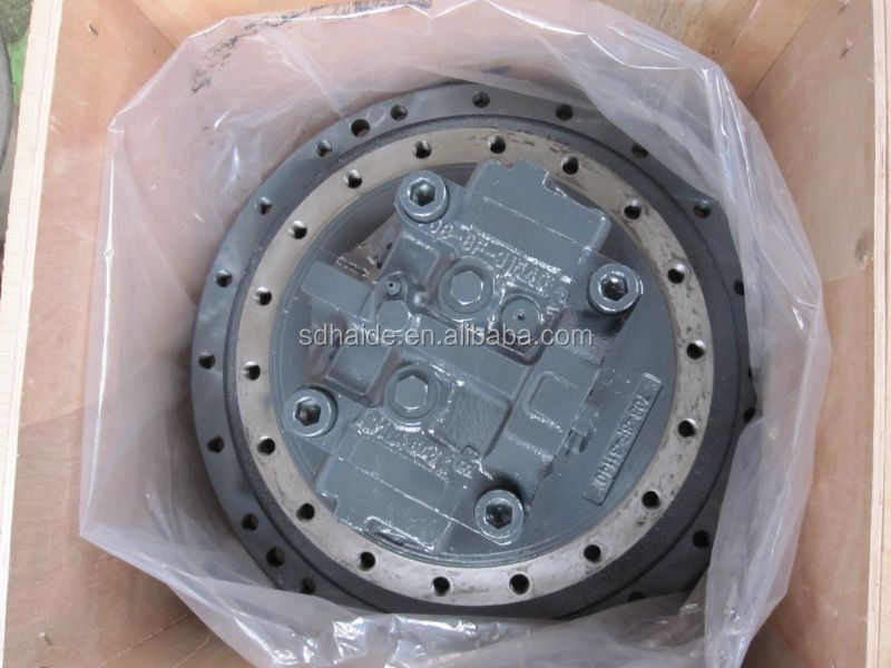 final final drive for excavator PC200-8,second-hand final drive,used excavator travel motor assy