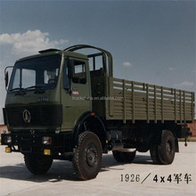 BEIBEN 4x4 cargo truck army trucks for sale