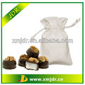 Wholesale Hot Sale Small Cotton Drawstring Bag