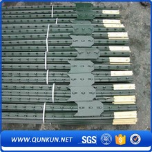 Landscaping Fence Factory Price Heavy Fence Post Metal Anchors T Posts For Sale