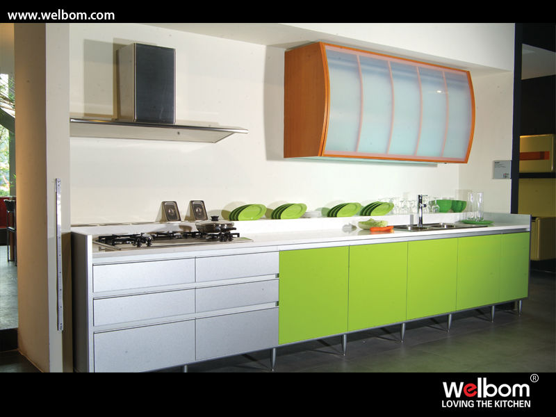 Hot Sale Contemporary Kitchen Cabinet Design