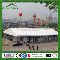 white commercial trade show tent marquee for sale