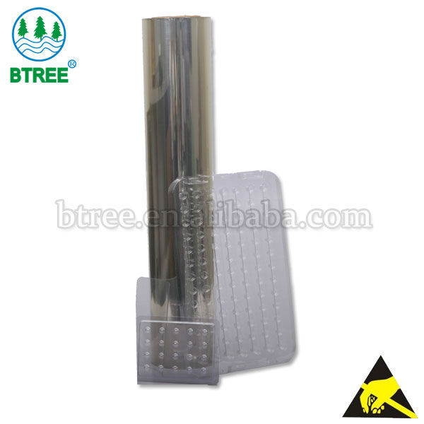 Btree 1.5mm ESD Antistatic PET Transparent Sheets