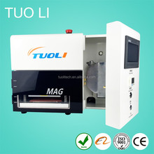 Mobile Phone Screen LCD Laminatior + Bubble Remover Machine with Vacuum pump + Air compressor inside