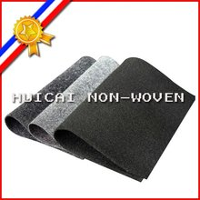 100% polyester needle punched non-woven felt for speakers box