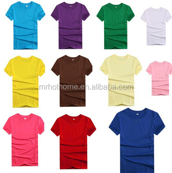 100 percent cotton t shirts wholesale assort size