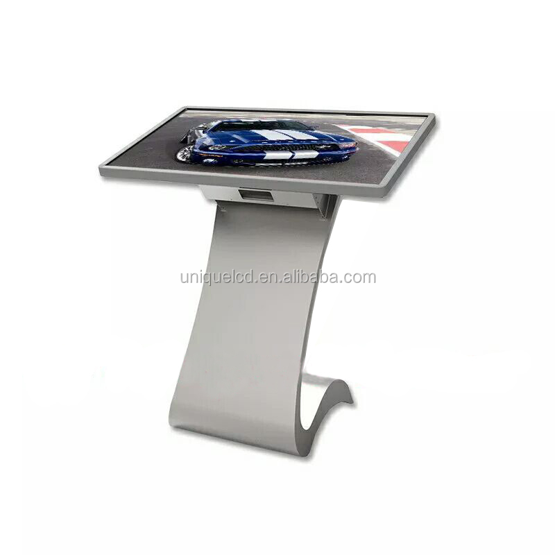 "43"" inch touch screen lcd self-service interactive kiosk/multi touch screen for advertising"