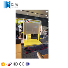 China hot sale smart glass film low self adhesive smart glass film price