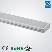T5,T8batten lighting 4ft lighting ul cul approved fixturelight fixture with diffuser
