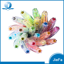 Beautiful Colored And Personalized Logo Printing 24 Colors Diamond Color Changing Gel Ink Pen