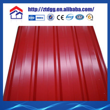 Good quality steel structure barn metal roofing materials