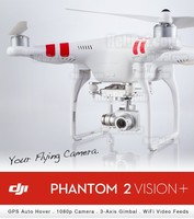 DJI Phantom 2 Vision+ Plus Drone UAV Quadcopter GPS