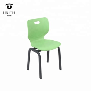 2018 Primary school furniture cheap single seat students chair