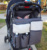 direct factory high quality 3 in 1 portable changing station travel bassinet diaper bag
