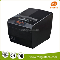 android tablet with pos thermal printer RP327/Mini desktop ticket printer/Thermal Receipt Printer