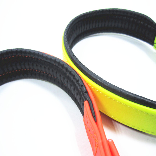 Pvc Dog Collar And Leash With Neoprene Padding