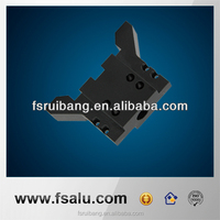 black anodizing high precision aluminum metal fabricating