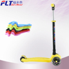 Hot model strong quality foot pedal kick scooter for kids best toy