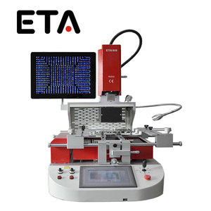Automatic Solder Reballing Machine ETA-R6200 BGA Rework Station for BGA Chips Desoldering and Mounting