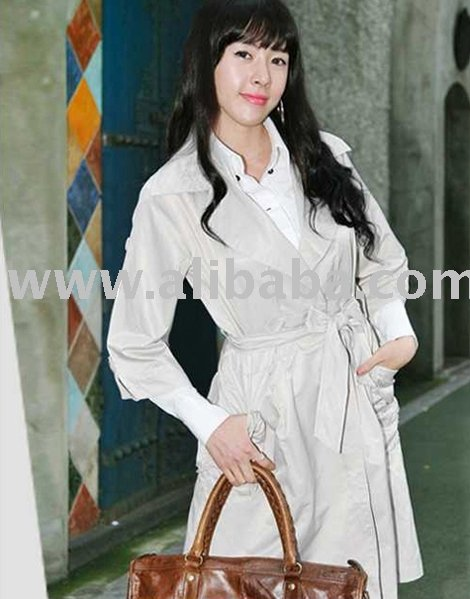 Korean Style Women's Coat