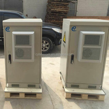 22U telecom communication air condition outdoor cabinet
