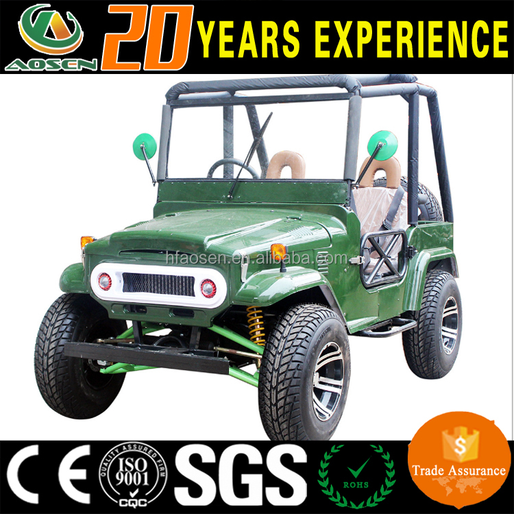 4 wheel drive ATV 300cc UTV mini jeep for sale