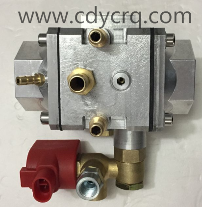 NEW ARRIVAL+CNG conversion kit;lpg reducer regulator;sequential injection equipment