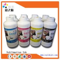 Heat Transfer Dye Sublimation inks for Epson DX4 DX5 Printhead