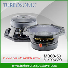 wide range speaker for night club sound system from sound equipment Guangzhou