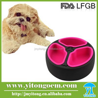 Manufacturer Direct Supply Rubber Silicone Pet Bowl