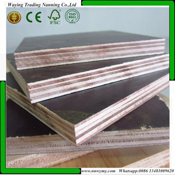 Concrete formwork Usage and 12-Ply Boards Plywood Type Plywood