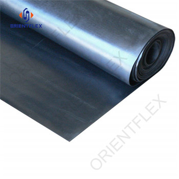Best price of thick weather resistance nbr rubber sheet specification supply
