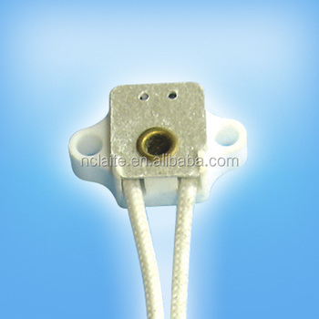MS02 G4 dental microscope ot light ceramic lamp socket