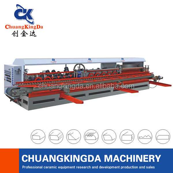 CKD-1200F Automatic Marble Ceramic Tiles Circular Polishing Machine