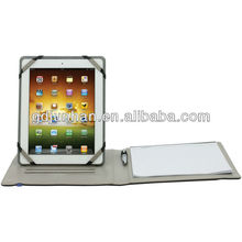 business leather portfolio case for ipad 4