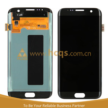 LCD digitizer TOUCH SCREEN FOR samsung GALAXY S7 edge G935 display for s7 edge with very competitive price OEM