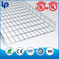 solar system construction Outdoor and Indoor Wire Mesh Cable Tray