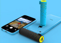 2 in 1 portable charger mini 1800mah 2000 2200 2600mah Phone holder powerbank charger with suction cup