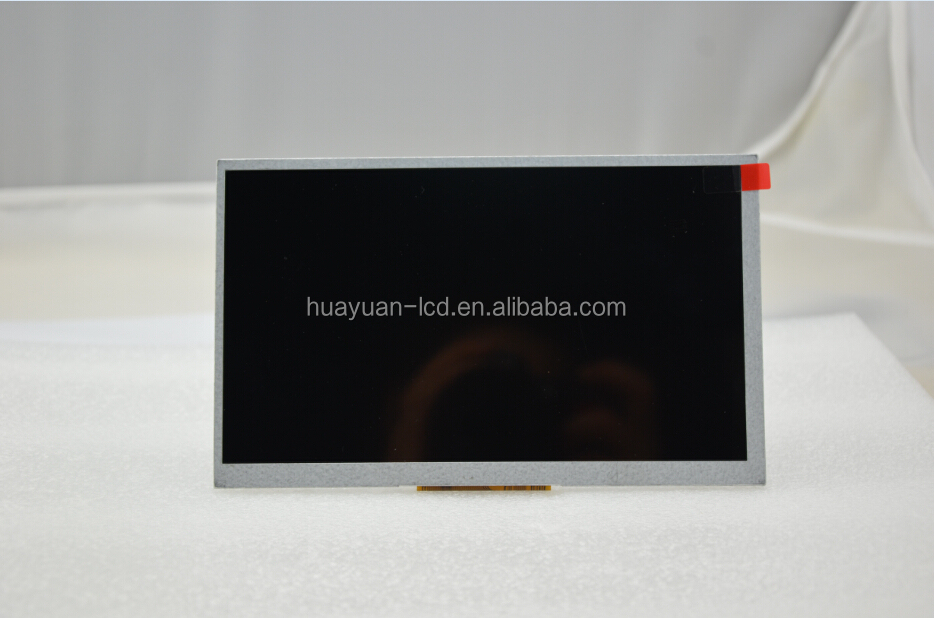 "IPS 7"" inch QHD 800X480 pixels without touch screen MiPi interface TFT LCD display"