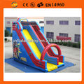 justice league high inflatable slide ,the huge inflatable slide